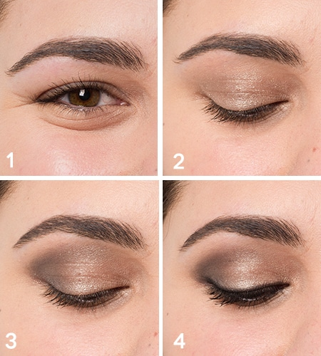 eye shadow for downturned eyes